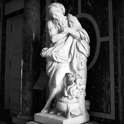 Hermit, Versailles