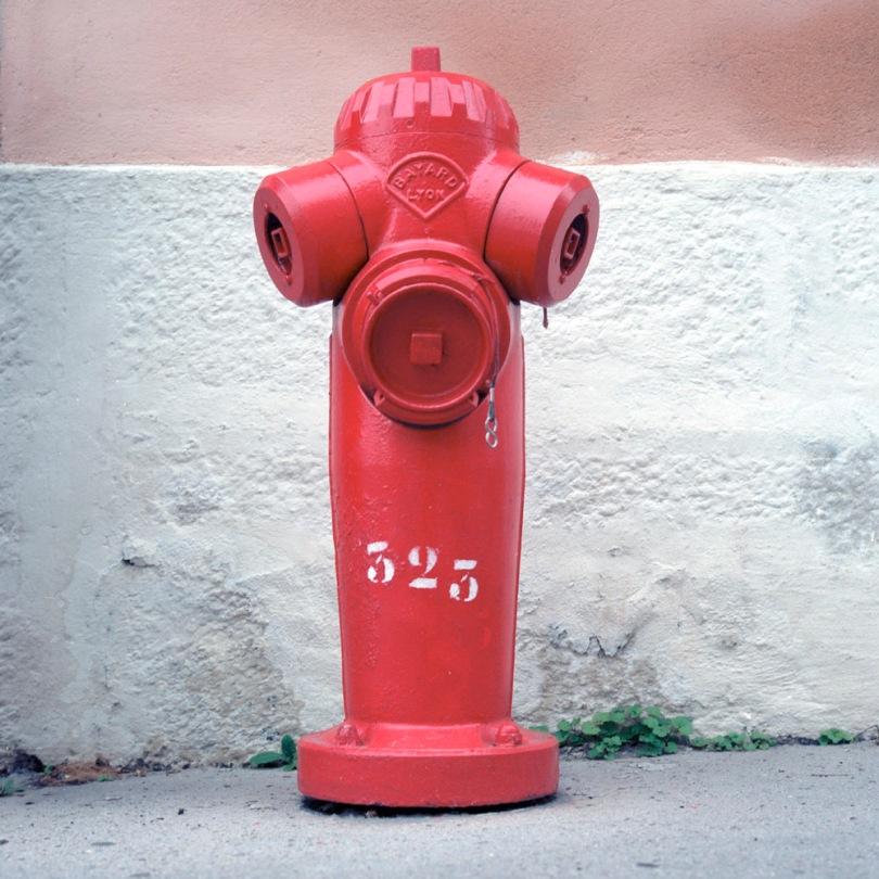 Fire Hydrant, Chalon-sur-Saone
