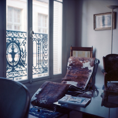 Le Corbusier Chaise, Living Room
