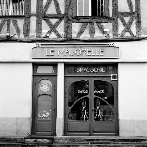 Le Majorelle, Chalon Cathedral Square