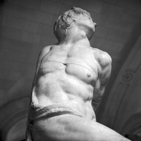 Michelangelo, Rebellious Slave