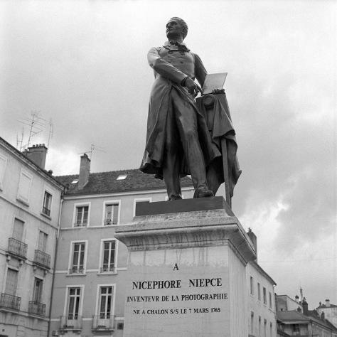 Niepce Monument, Chalon