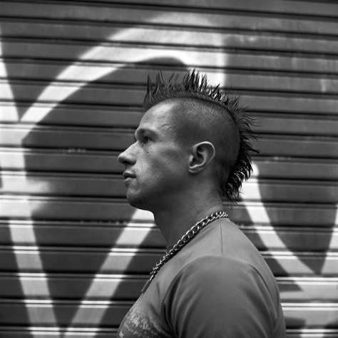 Peter, Profile, Blvd St. Martin