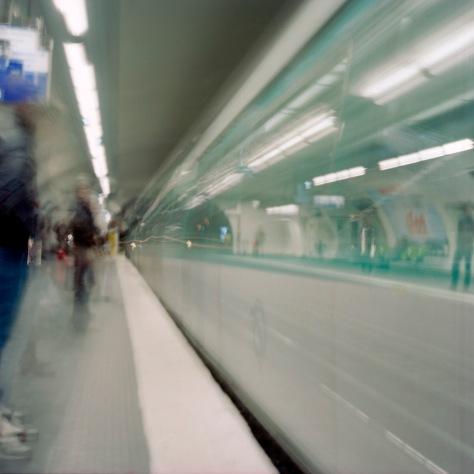 Speeding Metro