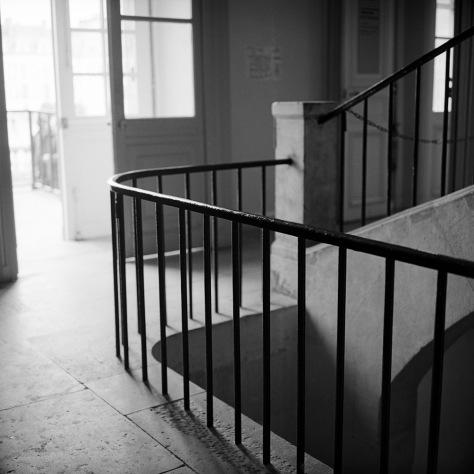 Staircase, Outbuilding, Versailles