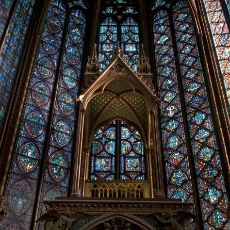 Altar, Ste. Chapelle