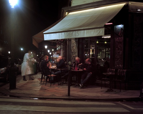 St. Regis Cafe, Night