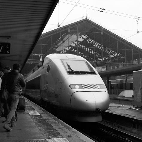 TGV, Gare D' Lyon