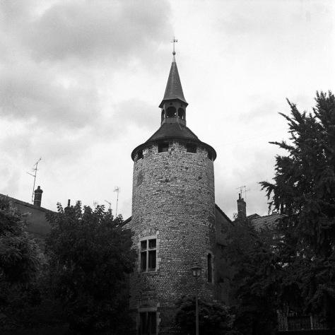 Tour Saudon, Rue de L'Oratorie