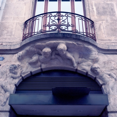 Entrance, 18 Boulevard de la Republique, Chalon-sur-Saone