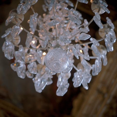 Chandelier, Hall of Mirrors