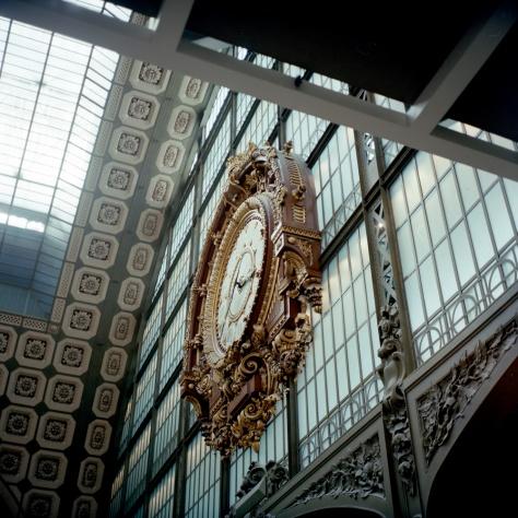 Clock, Musee D'Orsay