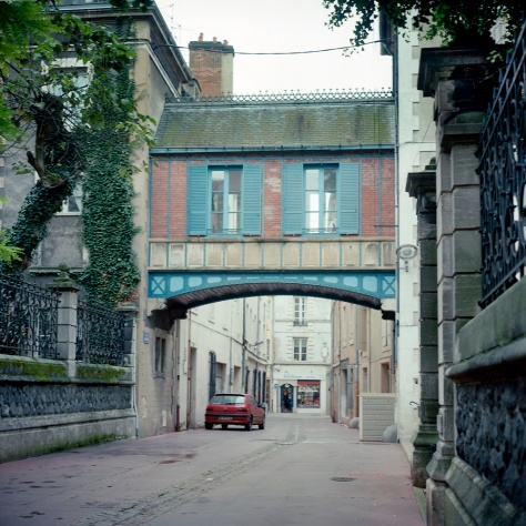 Overpass, Rue de l'Oratoire