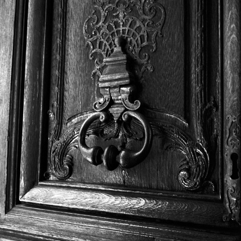 Door Knocker, Le Marais
