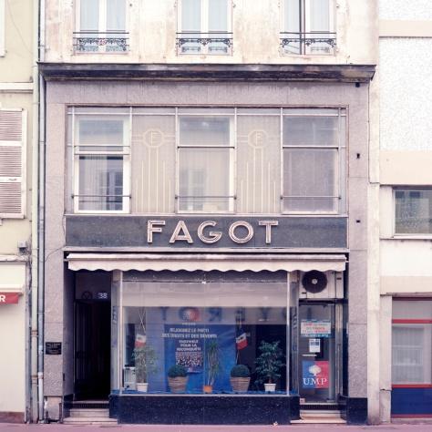 Fagot Storefront, Chalon