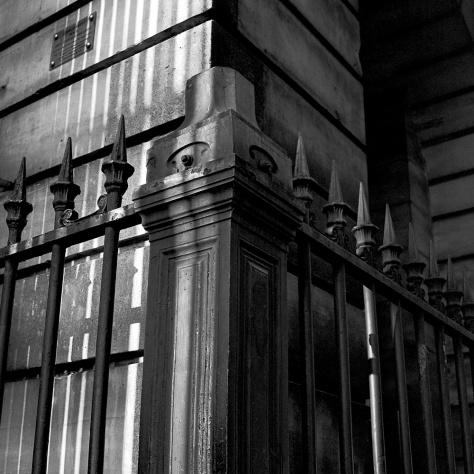 Fence, Palais de Justice