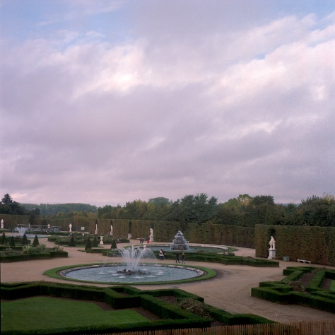 Fountains, Versailles