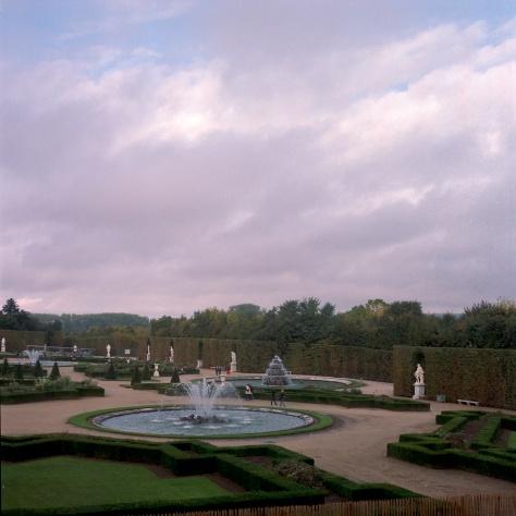 Fountains, Versailles
