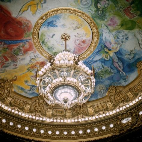 Grand Chandelier, Opera Garnier
