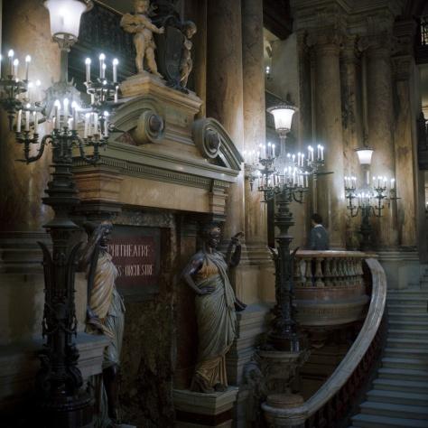 Grand Staircase, Opera Garnier