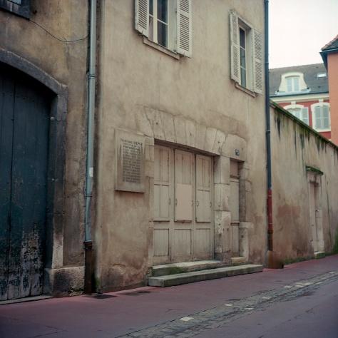 Niepce's Birthplace, 15 Rue de L'Oratoire