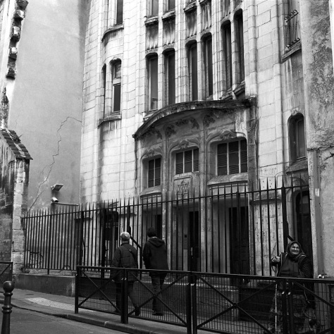 Orthodox Jewish Center, Le Marais