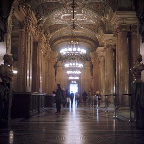 Reception Hall, Opera Garnier