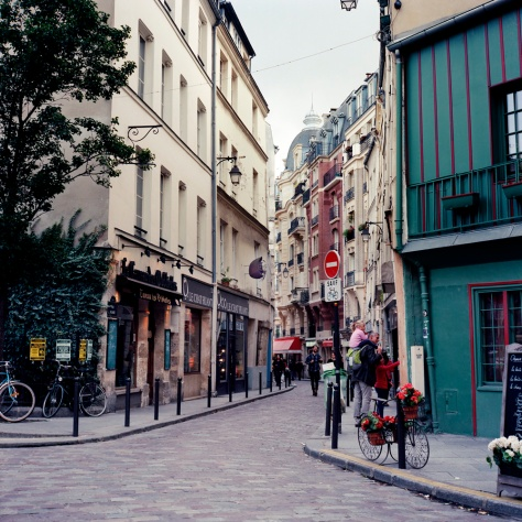 Rue Galande, Paris