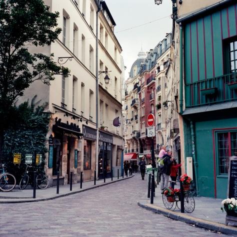 Rue Galande, Paris