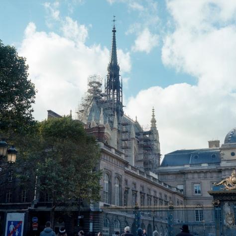 Sainte Chapelle Exterior