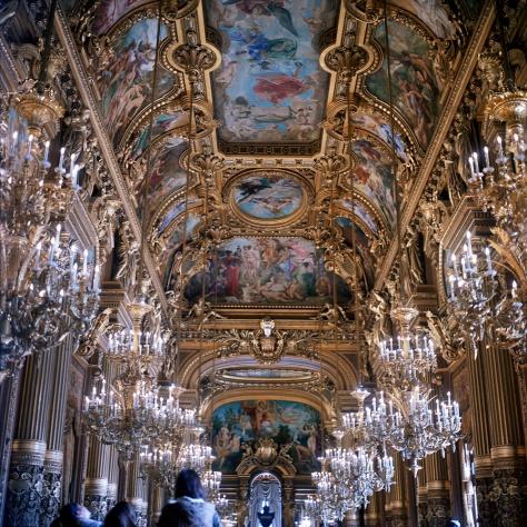 Salon, Opera Garnier