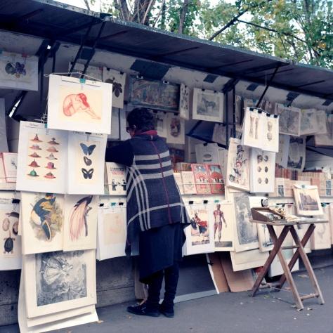 Seine Print Seller