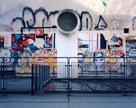 Lone Exhaust, Pompidou Centre