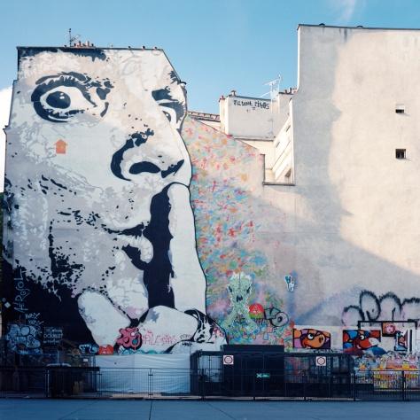 Street Art, Pompidou Centre