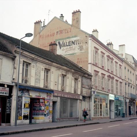 Valentin Paint Ad, Chalon