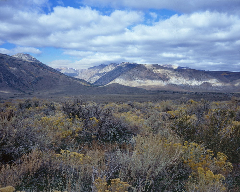 High Desert, Mountains, Mono Lake