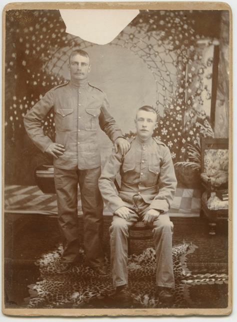 Two British Soldiers