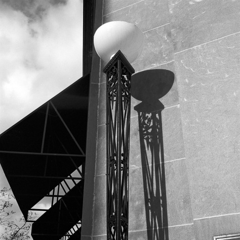 Lamppost, Riggs Bank, 14th Street