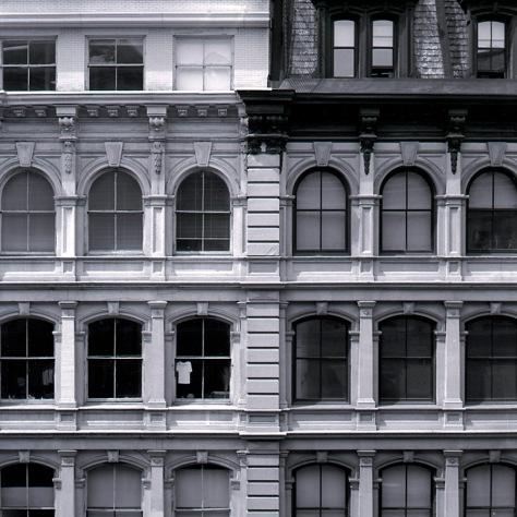 Iron Facade, Broadway