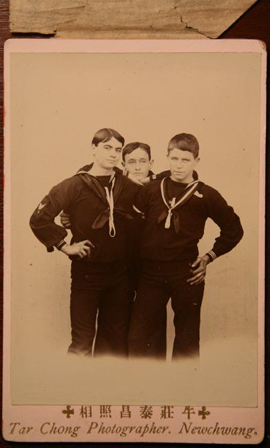 Sailors Trio, Hong Kong