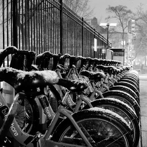 Capital Bikeshare, Snowstorm