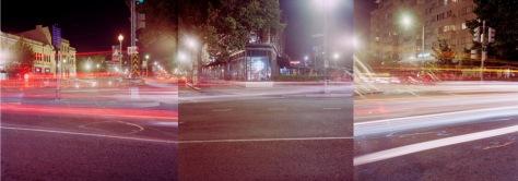 Starbucks, Dupont Circle Triptych