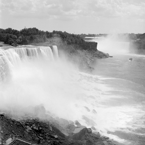 Niagara Falls, from the American Side