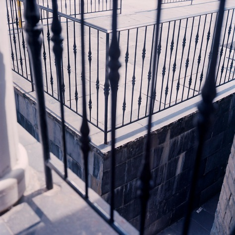 Railings, Queen Street