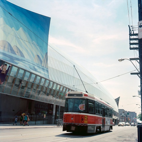 Streetcar, Art Gallery of Ontario