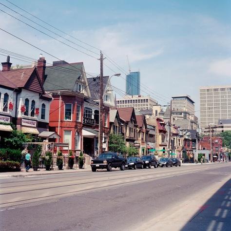 Toronto Art Gallery Row