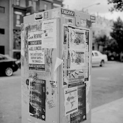 Electrical Box, 13th & U Streets