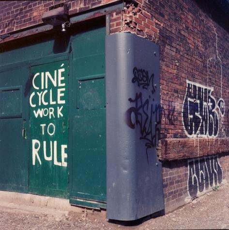 Cine Cycle - Close