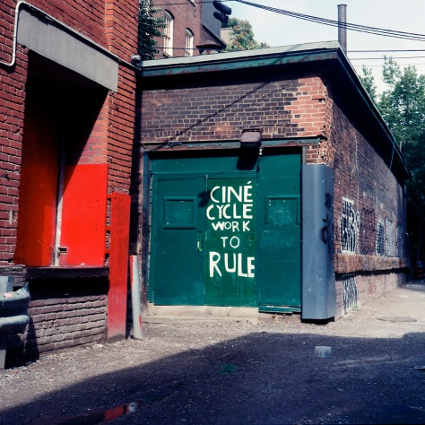 Cine Cycle - Wide