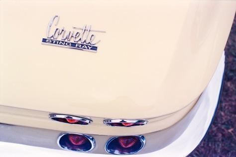 Corvette Bumper